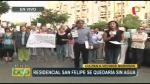 Vecinos de San Felipe denuncian que algunos no pagan el servicio de agua potable desde hace 16 años - Noticias de recibo de agua