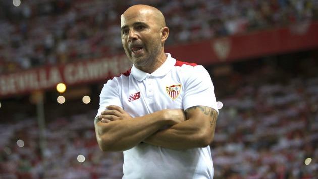 Jorge Sampaoli descartó conversaciones con Selección argentina. (AFP)