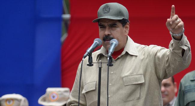 Nicolás Maduro debe ofrecer garantías. (AFP)