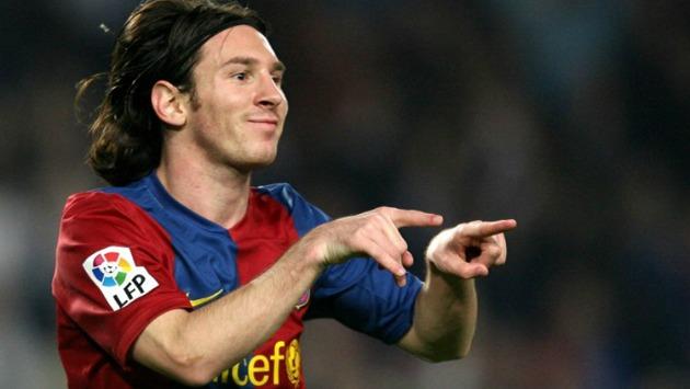 El gol significó la ratificación de la condición de crack de Messi. (Foto: AFP)