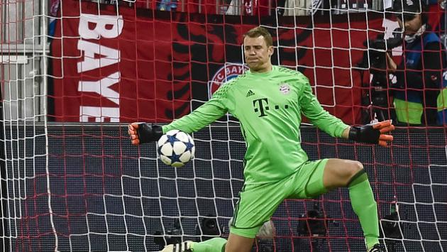 Neuer es titular indiscutible para el técnico Ancelotti. (Foto: AFP)