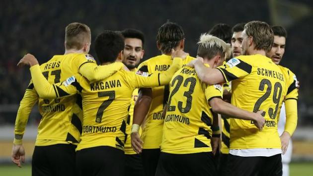 El Borussia debe remontar el resultado de visita. (Foto: AFP)