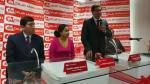 Evangelina Chamorro recibió 100 mil soles para comprar terreno - Noticias de evangelina chamorro