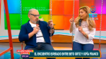 Beto Ortíz y Sofía Franco en un cara a cara esperado [VIDEO] - Noticias de sofia franco ayllon