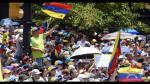 Venezuela: Bloquean acceso a Caracas y cierran estaciones del Metro por manifestaciones - Noticias de amanecer