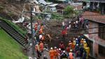 Colombia: Al menos 11 muertos y más de 20 heridos por fuertes lluvias - Noticias de colombia juan manuel santos