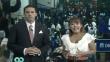 Magaly Medina y Mijael Garrido Lecca se trolean en vivo (VIDEO)