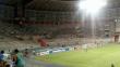 Sporting Cristal vs The Strongest: Hubo poca asistencia en el partido por la Copa Libertadores