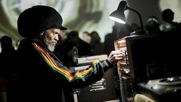 Jah Shaka lleva 50 años dedicados a la música. (Giulia Mameli)