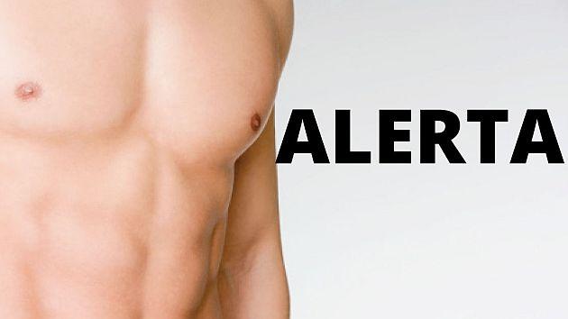 Todo lo que debes saber sobre el cáncer de mama masculino. (Composición)