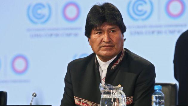 Arremete contra el gobierno de Estados Unidos (Andina)