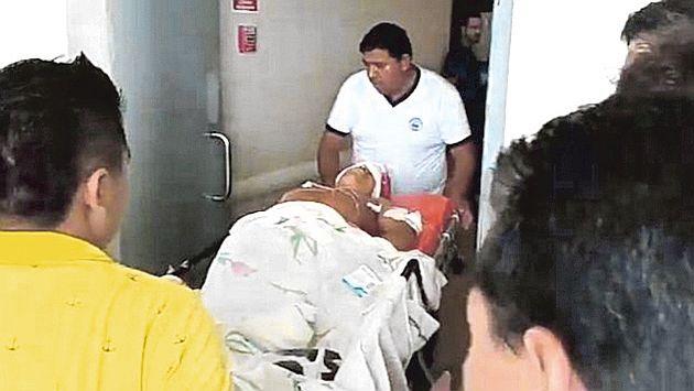 La persona que había quedado herida falleció. (FOTO: USI)