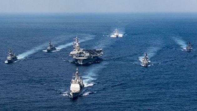 Donald Trump: Confusión entre el mandatario y su Marina de Guerra pudo ser aprovechado por Corea del Norte. (AFP)