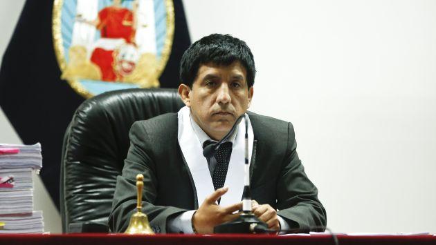 En la mira. Concepción Carhuancho tiene entre sus manos procesos emblemáticos, como el caso Odebrecht. (Renzo Salazar/Perú21)