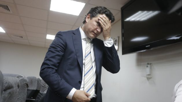 Lo critican. Daniel Salaverry preside comisión desde hace seis meses, pero no ha dado a conocer avances. (Atoq Ramón/Perú21)
