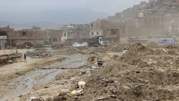 Daño ocasionado por el fenómeno de El Niño sería de US$4,016 millones. (Perú21)