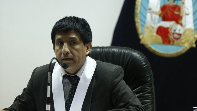 Richard Concepción Carhuancho. (Piko Tamashiro/Perú21)