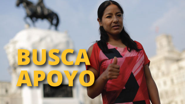 Inés Melchor dice que no encuentra el apoyo de la Federación de Atletismo (Perú21)