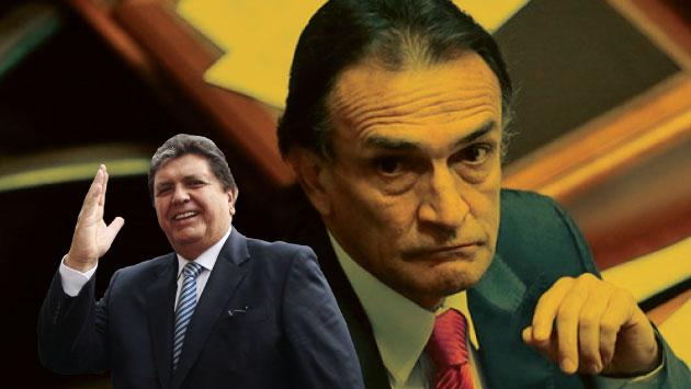 ¿Alan García está en problemas? (Composición)