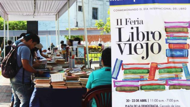 El presidente Medina inaugura la XX Feria Internacional del Libro