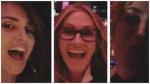 Penélope Cruz, Julia Roberts y Kate Winslet cantan juntas y el video se vuelve viral - Noticias de penelope cruz
