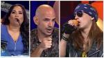 'Yo Soy': Imitador de Axl Rose sorprendió al jurado [VIDEO] - Noticias de kurt cobain