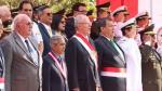 Chavín de Huántar: PPK encabezó ceremonia acompañado de Keiko Fujimori [VIDEO] - Noticias de jose chlimper