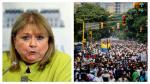 Susana Malcorra, canciller de Argentina, lamentó la actual situación de Venezuela provocada por saqueos y protestas (Reuters).