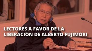 86% de nuestros lectores están a favor de indultar a Alberto Fujimori