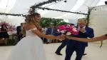 Así se celebró la boda de Mario Hart y Korina Rivadeneira [Fotos] - Noticias de guerra garcia
