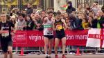 Mira el noble y conmovedor gesto deportivo que tuvo un corredor en la Maratón de Londres [Video] - Noticias de david rees