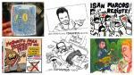 Este martes se inaugura la Feria del Cómic & Fanzine Independiente - Noticias de steve buscemi