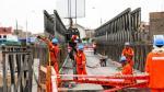 Puente Bella Unión de la Av. Universitaria estará listo en julio, adelantó Luis Castañeda - Noticias de puente duenas