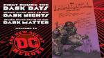 DC anuncia la nueva línea de cómics 'Dark Matter' - Noticias de justin diamond