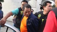 Policía atrapó a violador sentenciado a cadena perpetua por abusar de dos niñas en Arequipa. (Gessler Ojeda)