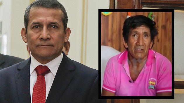 Ollanta Humala: Testigo de caso Madre Mía afirmó que se retractó por US$4,500. (Comercio / Piko Tamashiro)