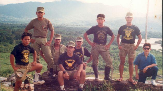 El paso de Ollanta Humala por la base militar de Madre Mía ha sido cuestionado (Trome)
