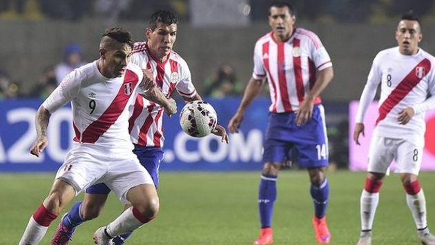 Perú y Paraguay se enfrentarán el 8 de junio en un encuentro amistoso. (AFP)