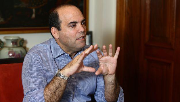 Premier alertó sobre necesidad de cambiar mecanismos de elección de autoridades. (Andrés Cuya)