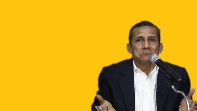 Ollanta Humala busca invalidar los audios del caso Madre Mía