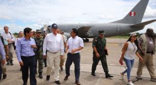 PPK se reúne con alcaldes regionales en Iquitos  [EN VIVO]