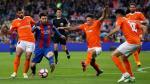 Barcelona: Mira las mejores jugadas de la goleada ante el Osasuna [Fotos] - Noticias de javier palma
