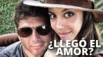 ¿Alondra García Miró y Christian Meier ya son pareja?
