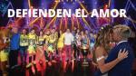 'Esto es guerra': Compañeros de Korina Rivadeneira y Mario Hart los defienden - Noticias de maria pia