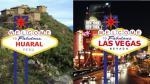 10 bonitas cosas que Huaral no tiene qué envidiarle a Las Vegas.