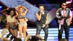 Luis Fonsi y Daddy Yankee hicieron bailar en los Latin Billboard 2017 con 'Despacito' [VIDEO] - Noticias de carlos castillo