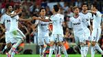 Real Madrid vs. Valencia se enfrentan por la jornada 35 de la liga Santander (AFP)