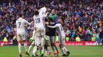 Triunfo agónico: Real Madrid derrotó 2-1 a Valencia por la Liga Española [FOTOS] - Noticias de sergio perez