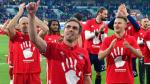 ¡Pentacampeón! Bayern Munich conquistó el título de la Bundesliga [FOTOS Y VIDEO] - Noticias de robert lewandowski