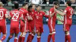 ¡Pentacampeón! Bayern Munich conquistó el título de la Bundesliga [FOTOS Y VIDEO] - Noticias de carlo ancelotti
